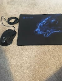 Gaming mouse and mouse pad Waterloo, N2T 2V5