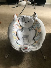 Fisher Price Puppy Bouncer  Portland, 97201