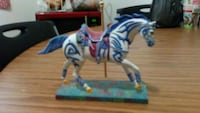 Trail of painted ponies figurine Chicago, 60621