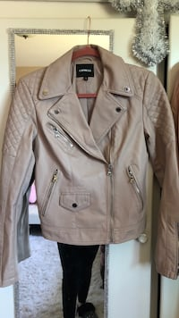 "Express ""minus the leather"" jacket San Leandro, 94579"