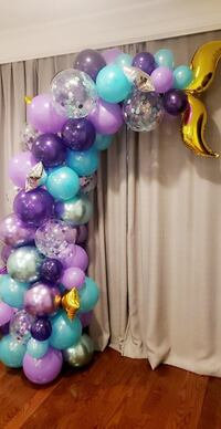 Balloon decorations River Grove