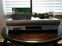 JVC SVHS HiFi VCR with Remote Barrie, L4N 6K8