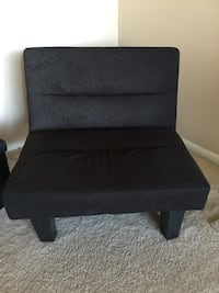 BRAND NEW BLACK MICROFIBER ACCENT CHAIR Silver Spring, 20901