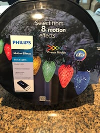 round Philips Motion Effects