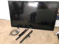 READ DESCRIPTION! 47inch LG TV! This is NOT A SMART TV! Edmonton, T6W