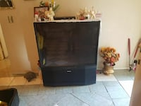 black rear-projection TV Lake Elsinore