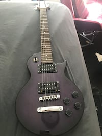 black and brown electric guitar Edmonton, T6V