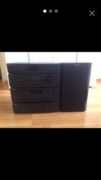 Sony Lbt-D109CD