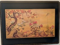 Pimpernel placemats set of 4 - Chinese screen pattern Toronto