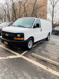 2012 Chevrolet Express Cargo 1500 Work Van
