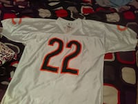 white red and black 22 jersey shirt Jacksonville, 28540