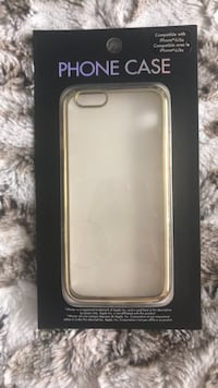 Silver iPhone 6 case Calgary, T2A 6W5