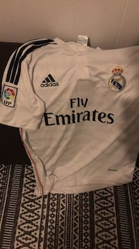 Real Madrid drakt 6250 km