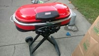 Coleman portable grill works good Westland, 48186