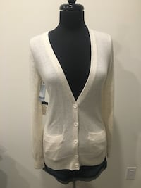 New Talula queensboro cardigan size XS