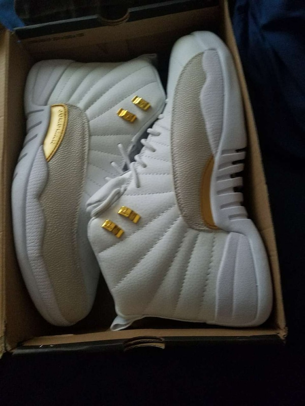 a6178e583221 Used Jordan White OVO 12s for sale in Lansing - letgo