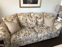 Couch and Chair Burlington