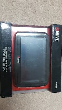 NDrive Thin GPS Widescreen NEW IN Package! Richmond Hill