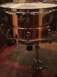 "Snare Drum Copper Yamaha. 14  x 7"" Lake Forest, 92630"