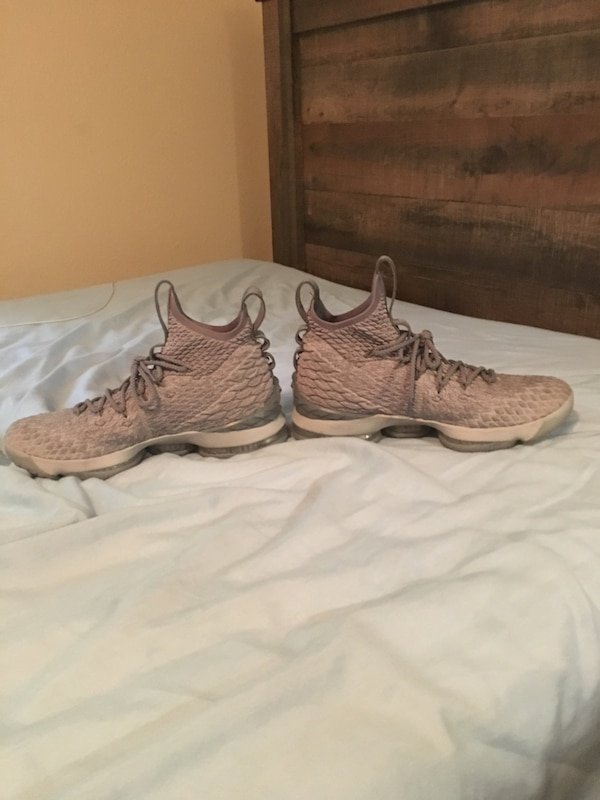 20123a1fef65b Used lebron 15s new