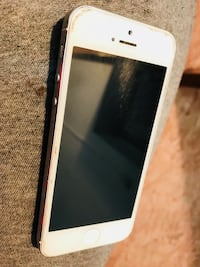 IPhone 5 Blanco color
