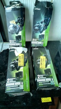 Xbox chargers