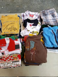 Boys Spring/Summer Clothes Size 5 Knoxville, 21758