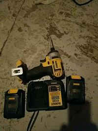 It works well and I give it with two batteries and a good price charge Sioux Falls, 57103