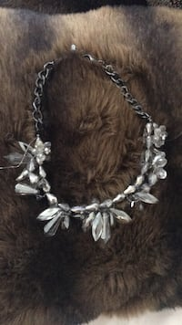Silver-colored chain necklace San Diego, 92111