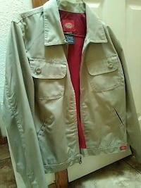 Women's Dickies jacket size Large