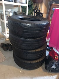 MICHELIN TIRES 185/70/14 Pickering, L1V 3G7