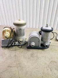 Above ground pool pumps came off 18×48 size pool