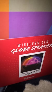 Wireless led globe speaker Bakersfield, 93305