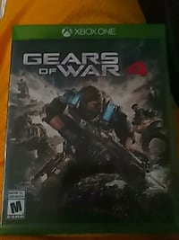 Gears of War 4 Xbox One game case Brooklyn, 11223