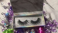 Back Lash 100% Real Mink |Handmade with love | Soft & Luxurious Markham, L3S 2T3