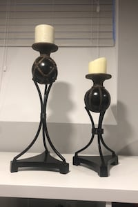 Decorative Candle Holders Vaughan, L4H