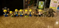 Fallout 76 Mystery Minis WAPPINGERS FALLS, 12590