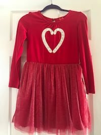Children's place red Christmas dress San Diego, 92139