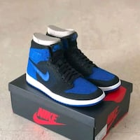 Nike Air Jordan 1 Flyknit Royal (44no)  faturali