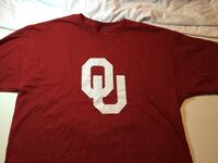 Oklahoma Sooners Shirt Little Rock
