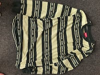 Black and white stripe shorts Victoria, V9A 2C6