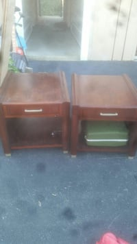 End tables for living room Leesburg, 20176