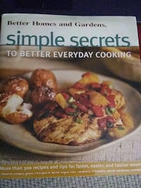 BHG SIMPLE SECRETS COOKBOOK