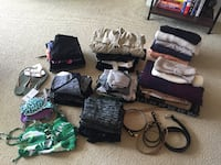 Women Size XS - S Clothing Lot - 50 Items Coquitlam