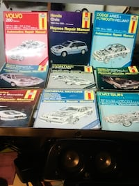 vehicle user manual guide book lot Montréal, H2G 2C1