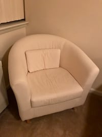 IKEA Cream Chair Arlington, 22202