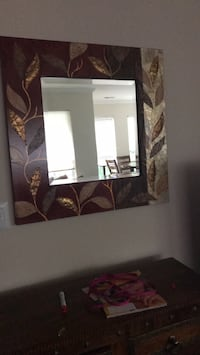 Beautiful wall mirror from Pier 1, perfect condition Bethesda, 20817