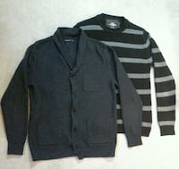 2 Men's Sweaters Vancouver, V5R 1S6