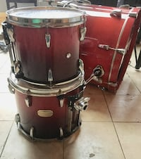 "3 pc PEARL MAPLE DRUMS 22,12&14"" Toronto"