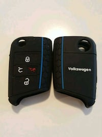 VW Silicone Protective Key Fob Cover Brampton, L6T 4N6